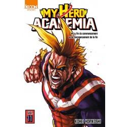 MY HERO ACADEMIA T11 - Manga au prix de 6,60€