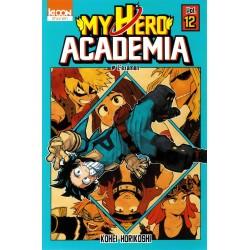 MY HERO ACADEMIA T12 - Manga au prix de 6,60€