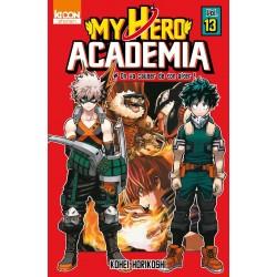 MY HERO ACADEMIA T13 - Manga au prix de 6,60€
