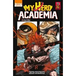 MY HERO ACADEMIA T16 - Manga au prix de 6,60€