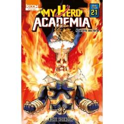 MY HERO ACADEMIA T21 - Manga au prix de 6,60€