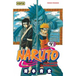 NARUTO T4 - Manga au prix de 6,85€