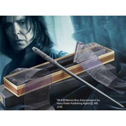 BAGUETTE HARRY POTTER SEVERUS SNAPE NOBLE COLLECTION - Baguettes au prix de 34,95 €