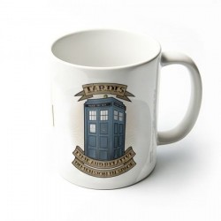 MUG DR WHO TARDIS 300ML - Mugs au prix de 9,95 €