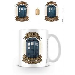 MUG DR WHO TARDIS 300ML - Mugs au prix de 9,95€