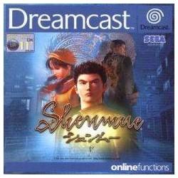 DC SHENMUE - Jeux Dreamcast au prix de 29,95€
