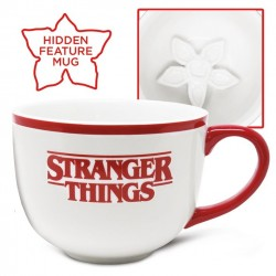 MUG STRANGER THINGS DEMOGORGON SHAPED 3D 369ML - Mugs au prix de 19,95 €