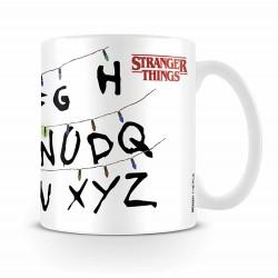MUG STRANGER THINGS LIGHTS 315ML - Mugs au prix de 9,95€