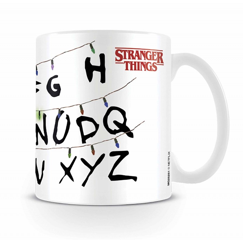 MUG STRANGER THINGS LIGHTS 315ML - Mugs au prix de 9,95 €