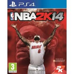 PS4 NBA 2K14 OCC - Jeux PS4 au prix de 4,95€