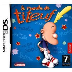 DS LE MONDE DE TITEUF - Jeux DS au prix de 9,95€