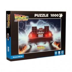 PUZZLE RETOUR VERS LE FUTUR DELOREAN 1000 PIECES - Puzzles au prix de 14,95€