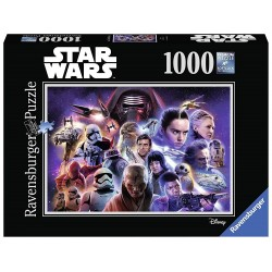 PUZZLE STAR WARS LIMITED EDITION 1000 PIECES - Puzzles au prix de 14,95 €