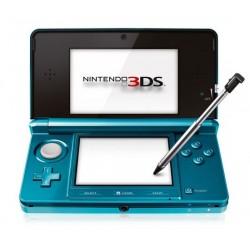 CONSOLE 3DS BLEU TURQUOISE - Consoles 3DS au prix de 69,95€