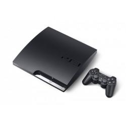 CONSOLE PS3 SLIM 320 GO NOIRE - Consoles PS3 au prix de 79,95€