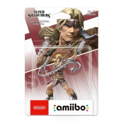 AMIIBO SUPER SMASH BROS 78 SIMON - Figurines NFC au prix de 17,95 €