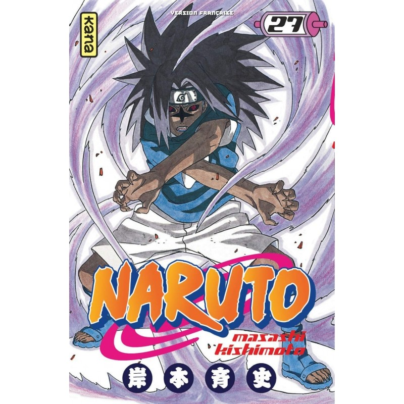 NARUTO T27 - Manga au prix de 6,85€