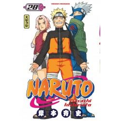 NARUTO T28 - Manga au prix de 6,85€