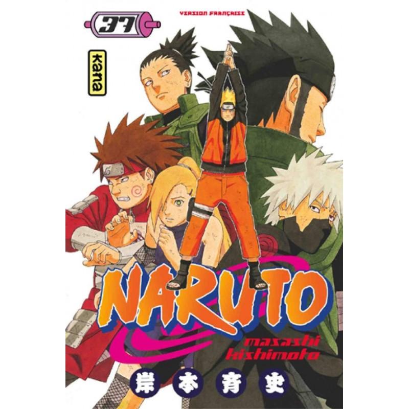 NARUTO T37 - Manga au prix de 6,85€