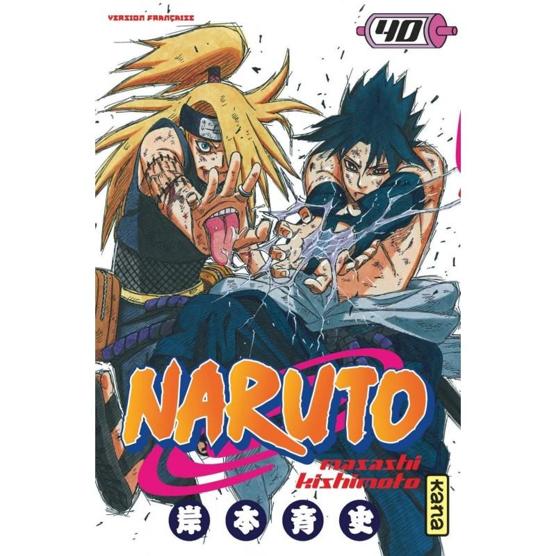 NARUTO T40 - Manga au prix de 6,85€