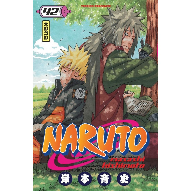 NARUTO T42 - Manga au prix de 6,85€