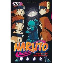 NARUTO T45 - Manga au prix de 6,85€