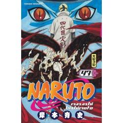 NARUTO T47 - Manga au prix de 6,85€