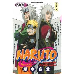 NARUTO T48 - Manga au prix de 6,85€