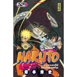 NARUTO T52 - Manga au prix de 6,85€