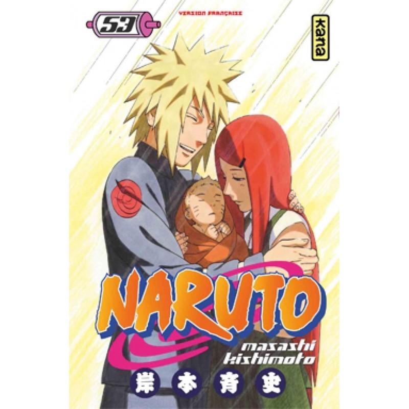 NARUTO T53 - Manga au prix de 6,85€