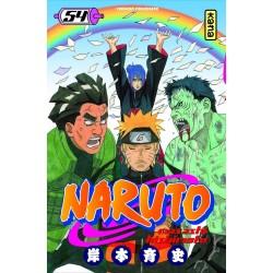 NARUTO T54 - Manga au prix de 6,85€