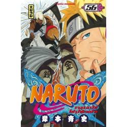 NARUTO T56 - Manga au prix de 6,85€