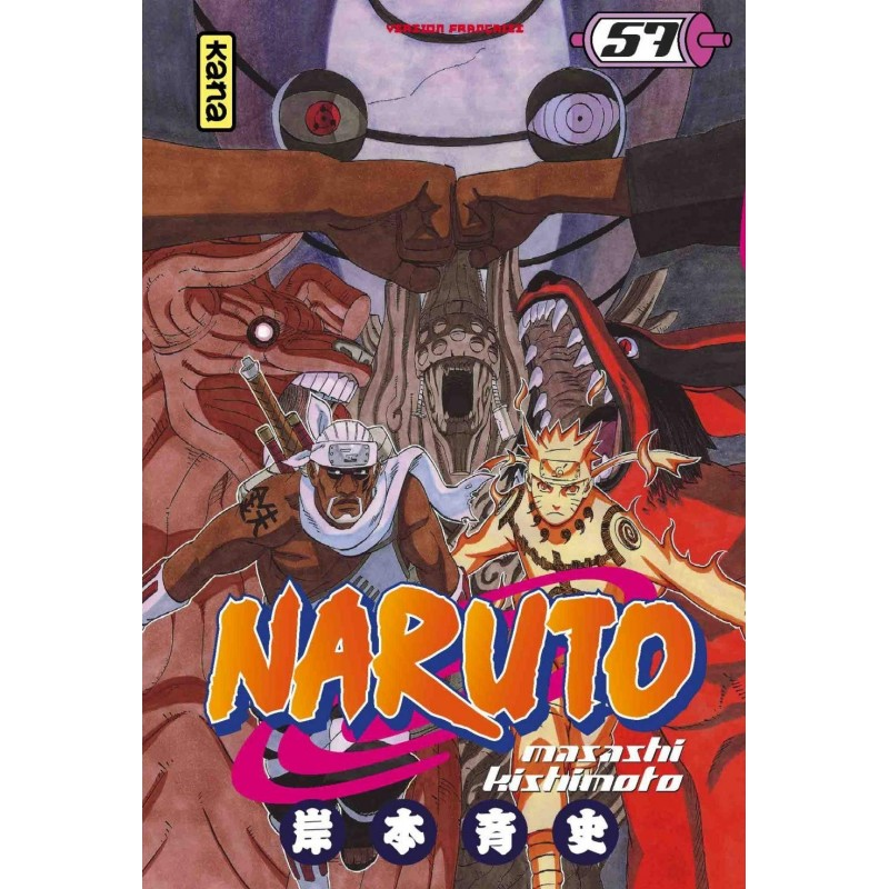 NARUTO T57 - Manga au prix de 6,85€