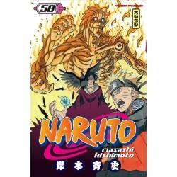 NARUTO T58 - Manga au prix de 6,85€