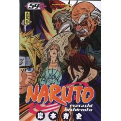 NARUTO T59 - Manga au prix de 6,85€