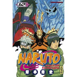 NARUTO T62 - Manga au prix de 6,85€