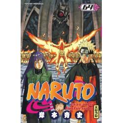 NARUTO T64 - Manga au prix de 6,85€