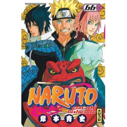 NARUTO T66 - Manga au prix de 6,85€