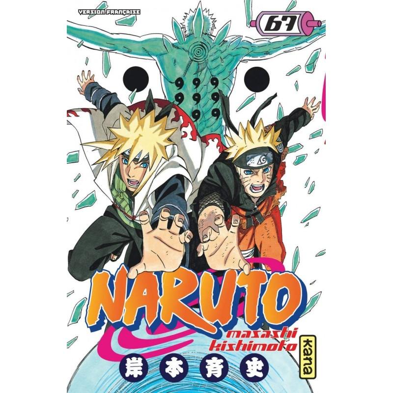 NARUTO T67 - Manga au prix de 6,85€