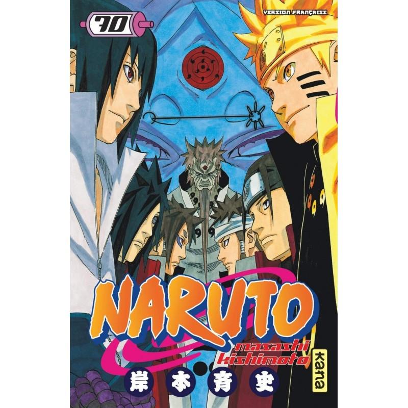NARUTO T70 - Manga au prix de 6,85€