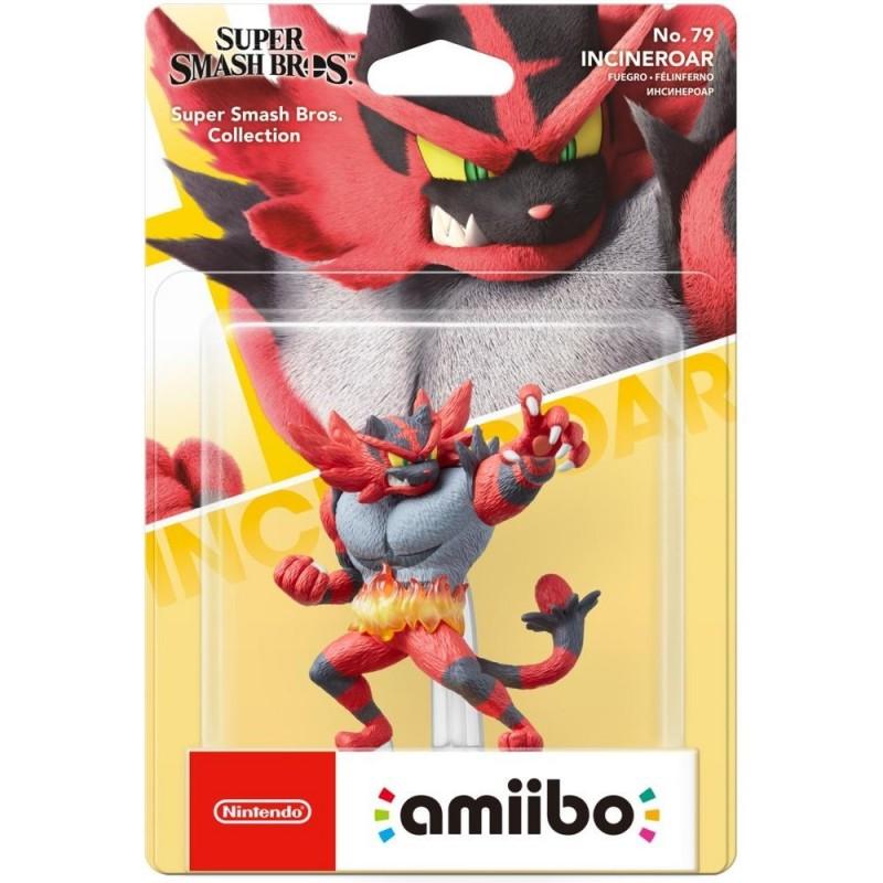 AMIIBO SUPER SMASH BROS 79 FELINFERNO - Figurines NFC au prix de 17,95€