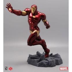 FIGURINE IRON MAN CIVIL WAR 18 - Figurines au prix de 59,95€