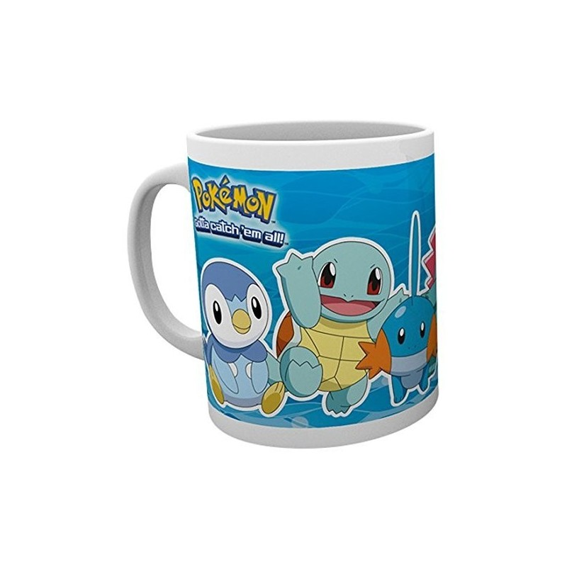 MUG POKEMON WATER PARTNERS 315 ML - Mugs au prix de 7,95€