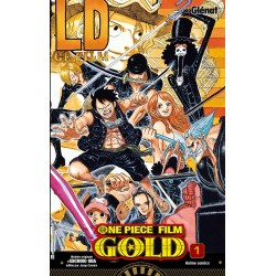 ONE PIECE FILM GOLD T01 - Manga au prix de 9,60€
