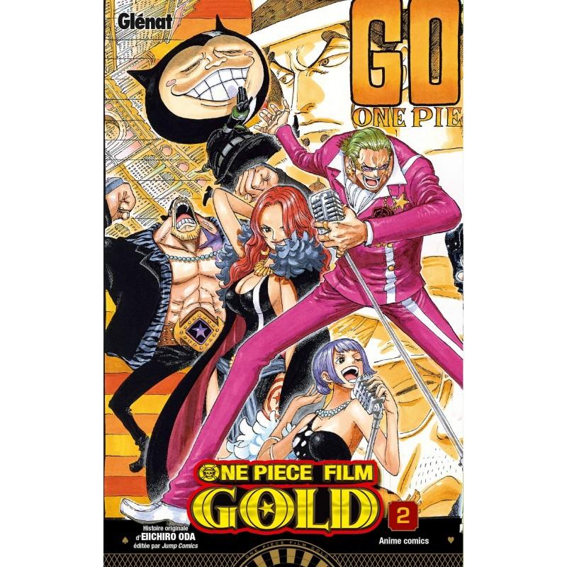 ONE PIECE FILM GOLD T02 - Manga au prix de 9,60€