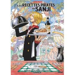ONE PIECE LES RECETTES PIRATES DE SANJI - Manga au prix de 20,00€