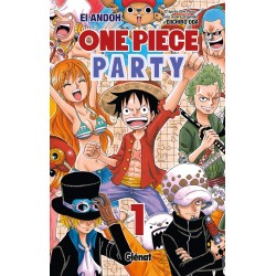 ONE PIECE PARTY T01 - Manga au prix de 6,90 €