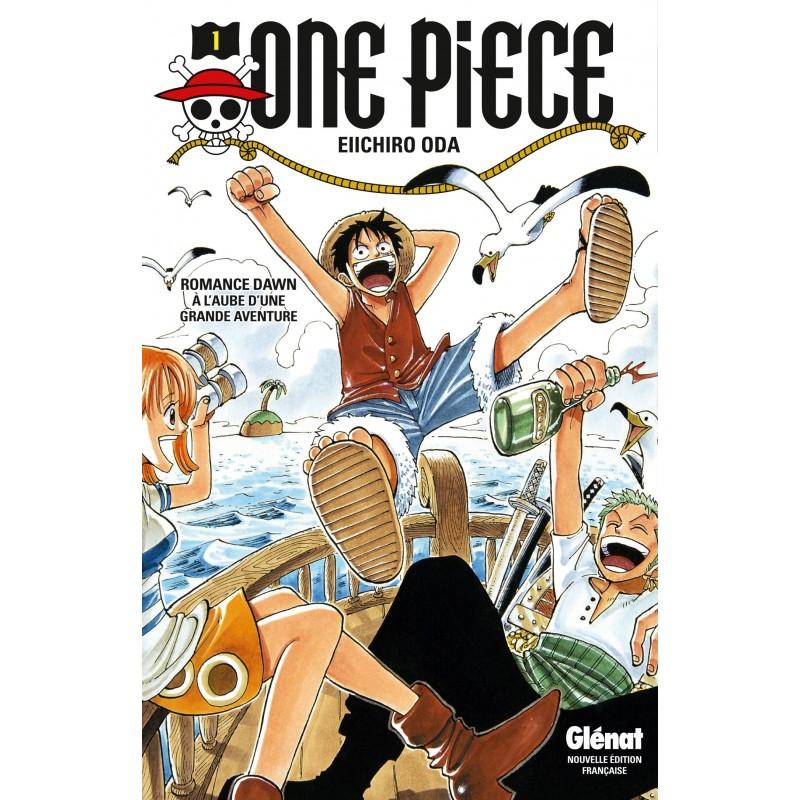 ONE PIECE T01 - Manga au prix de 6,90€