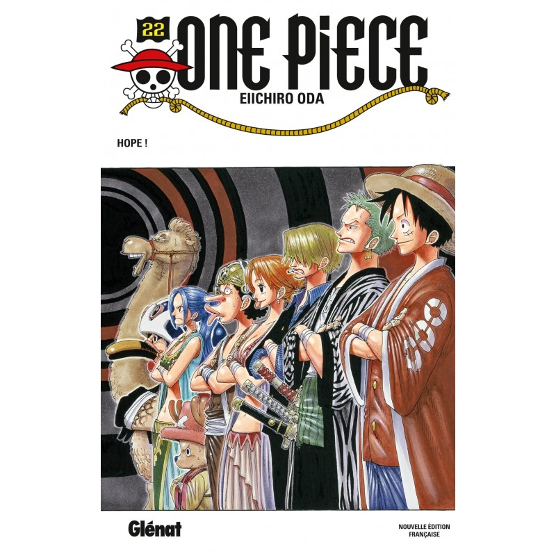 ONE PIECE T22 - Manga au prix de 6,90€