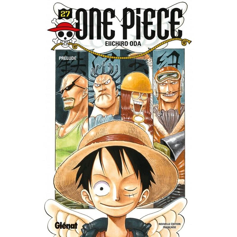 ONE PIECE T27 - Manga au prix de 6,90€